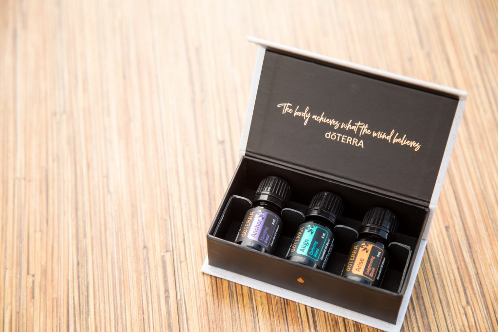 doTERRA essenial oils yoga collection -yogatoday