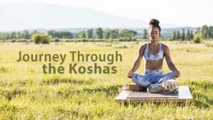 journey through the koshas yoga series